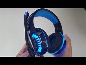 GM2 Pro Gaming Headset For PS4 XBOX One PC Tablets