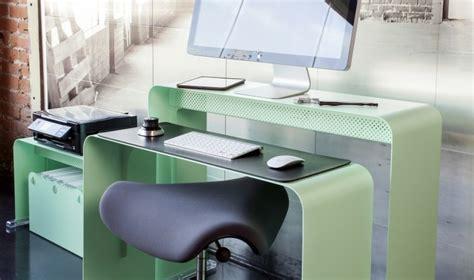 bureau pour ordinateur design meuble imprimante quelle solution choisir