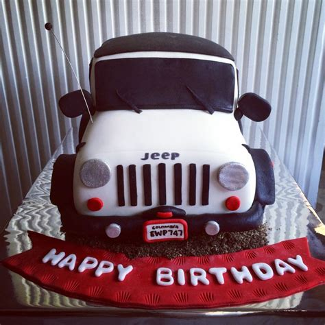 happy birthday jeep images 17 best ideas about jeep cake on pinterest birthday cake