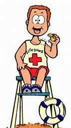Image result for lifeguard clipart