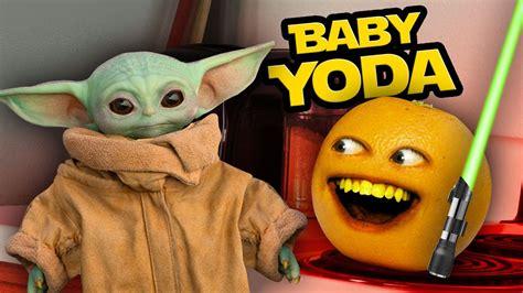 baby yoda visits  kitchen annoying orange wiki fandom