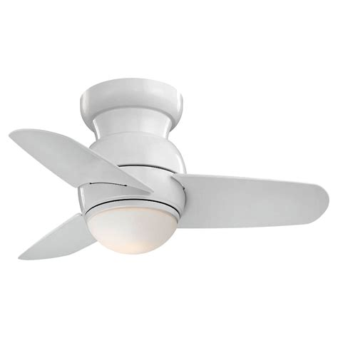 minka aire spacesaver ceiling fan minka aire f510 wh white spacesaver 26 quot ceiling fan w