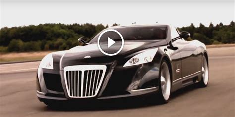Maybach Exelero Is The $8 Million Dollar Car That You