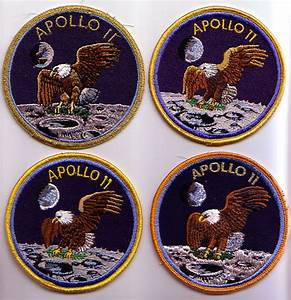 Apollo Patches - Pics about space