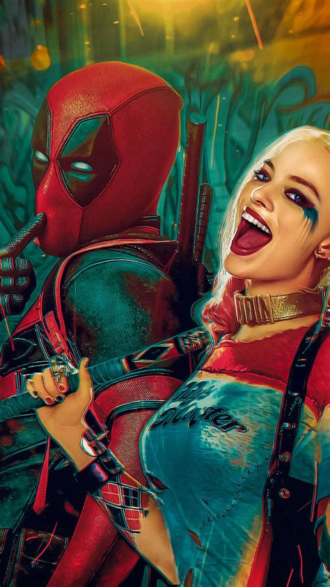 Wallpapers for theme harley quinn. Harley Quinn HD 4k iPhone Wallpapers - Wallpaper Cave