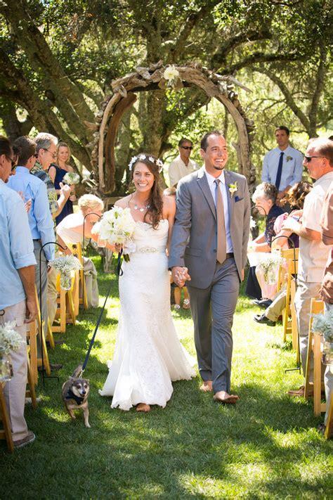 Bohemian Backyard Wedding by Boho Style Outdoor Wedding In California
