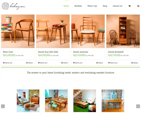 toko furniture lokal  casaindonesiacom