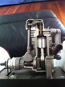 Cutaway  Engine And Rc Cars On Pinterest