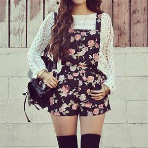 Floral jumper short | Fashion Killa | Pinterest | Jumpers Pull it and Floral jumpers