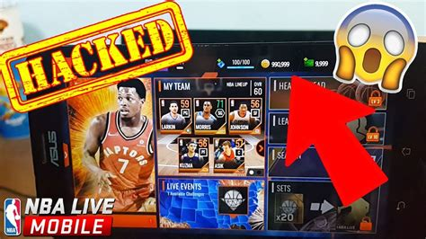 live mobile nba live mobile hack 2018 get free nba live mobile coins and
