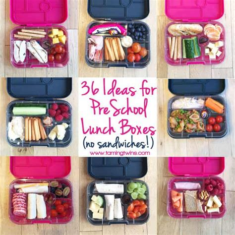 36 preschool lunchbox ideas without sandwiches 882 | preschool packed lunch