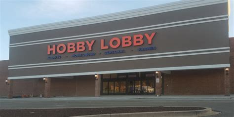 hobby lobby in california is open for business southern