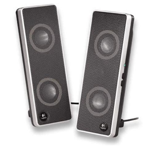 haut parleur pour ordinateur de bureau logitech v10 haut parleurs pour ordinateur portable