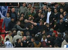 Millwall fan regrets stealing police officer's hat during