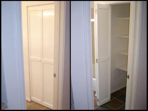 bifold bathroom door bathroom closet bifold door