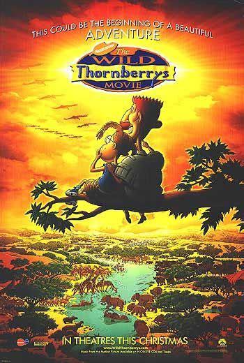 wild thornberrys   poster  trailer addict