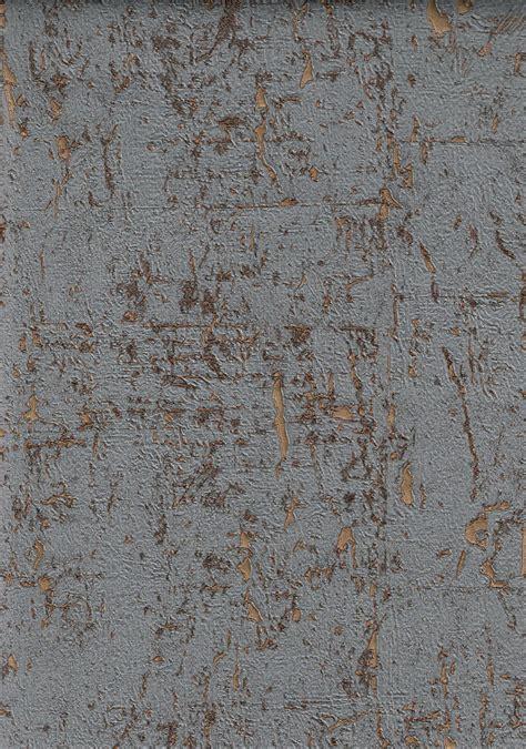 Tapete Gold Grau by Vlies Tapete Kork Beton Optik Tapete Grau Gold Metallic