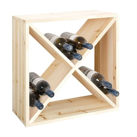 wood wine racks wine rack system 50cm modular wooden wine