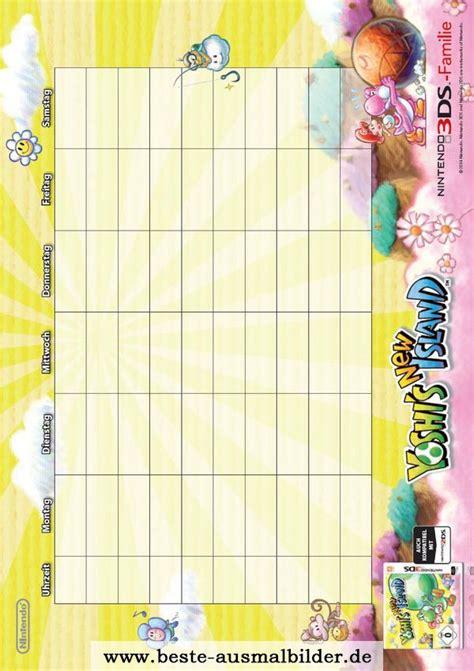 yoshi stundenplan