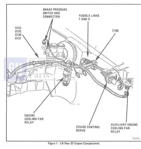 cooling fan relay location for 1985 fan test corvetteforum chevrolet corvette forum discussion