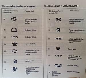 Signification Voyant Tableau De Bord Scenic : signification signaux tableau de bord voiture ~ Gottalentnigeria.com Avis de Voitures