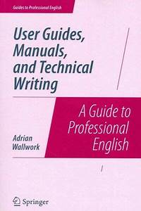 Guides To Professional English Ser   User Guides  Manuals