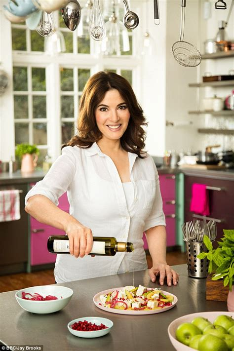 cuisine tv nigella nigella lawson looks ahead to upcoming masterchef australia stint daily mail