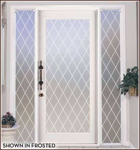 orleans leaded glass privacy film wallpaper  windows