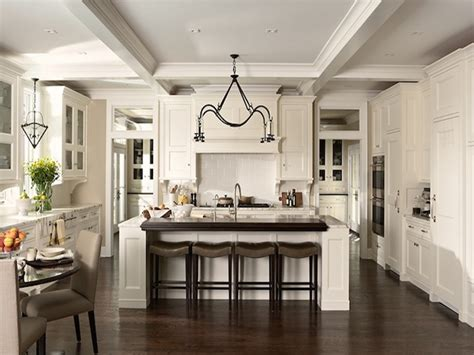 off white kitchen designs