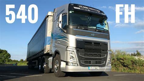 volvo fh  truck full  test drive