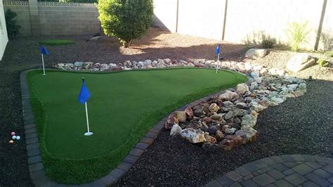 How Much Do Backyard Putting Greens Cost by Synthetic Grass Artificial Putting Greens Custom Design