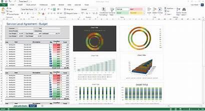 Sla Plan Marketing Excel Template Templates Service