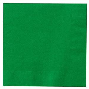 Emerald Green (Green) Lunch Napkins (50 count