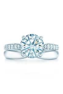 harmony engagement ring co harmony with bead set band engagement rings photos brides