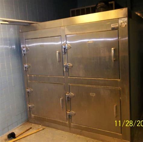 chambre mortuaire york city puts morgue refrigerator up for sale on ebay
