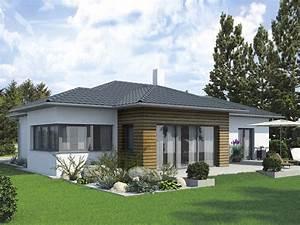 Fertighaus Bis 180 000 Euro : fertighaus bungalow s141 vario haus fertigteilh user ~ Markanthonyermac.com Haus und Dekorationen