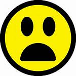 Smiley Unhappy Face Emoticon Icon Pixabay Sign