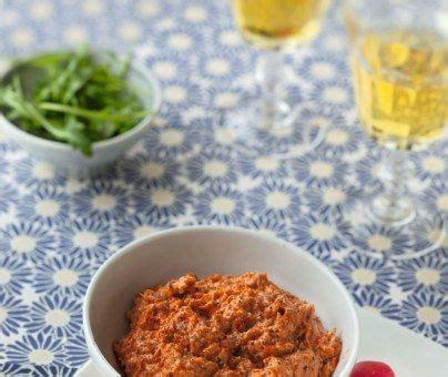 chorizo chevre frais coulis de tomate concentre de