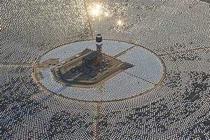 The World's Largest Solar Plant Is Officially Online ...