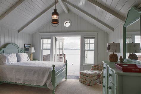 beach cottage beach style bedroom seattle by sykora home design