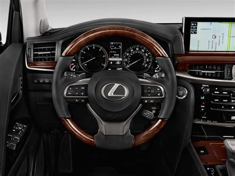 image  lexus lx  wd  door steering wheel size