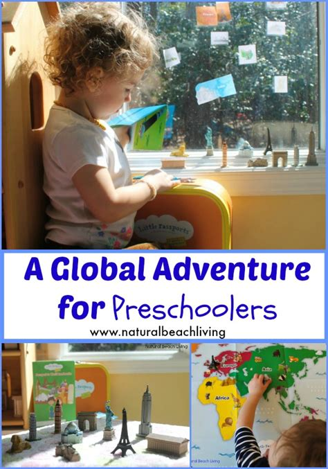 a global adventure for preschoolers geography 548 | explorerspin1