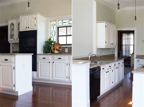 Kitchens With White Cabinets by Kitchen Painting Kitchen Cabinets Diy Ducklings