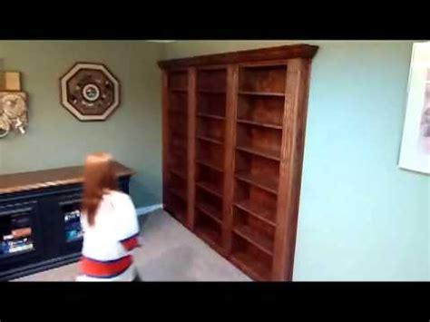 Secret Room Bookcase by Bookcase Door To Secret Room