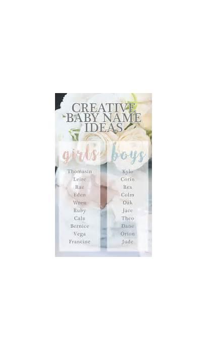 Names Unique Summer Creative Boys Making Boy