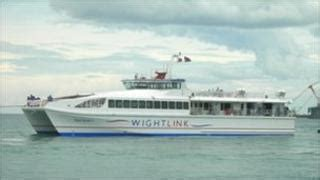 Cost Of Catamaran From Portsmouth To Ryde by Ryde Pier Re Opens With Toll After Repair Work Bbc News