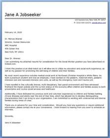 worker resume cover letter cover letter social work exles resume downloads