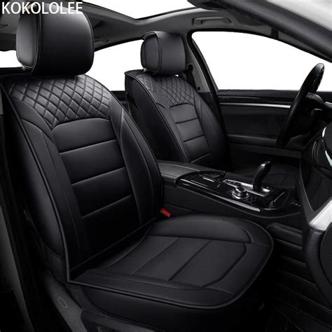 wholesale kokololee pu leather car seat covers  kia