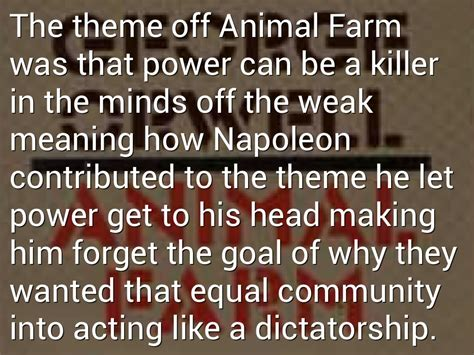 Napoleon Dictatorship Quotes