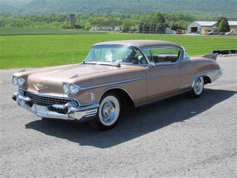 1958 Cadillac Eldorado Seville For Sale Classiccarscom